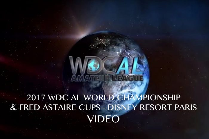 World Amateur Ballroom Championship 2017